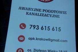 APK Kraków DANE Kontaktowe